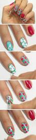 23 easy summer nail art for short nails nail art watermelon and