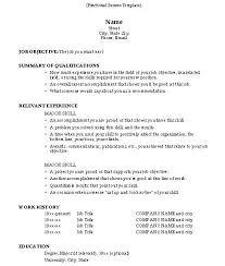 how to do a resume resume cv
