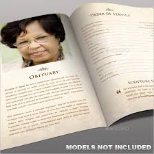obituary program template u2013 19 free word excel pdf psd ppt