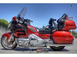 honda gl 2001 honda gl 1800 goldwing san jacinto ca cycletrader com