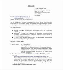 a simple resume exle resume excel format inspirational sle resume engineering