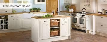 homebase kitchen furniture homebase framed kitchen kitchen ideas