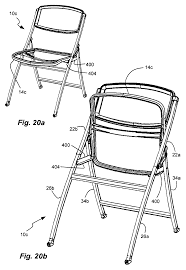 Tofasco Camping Chair by Patent Us8029059 Folding And Stacking Mesh Chair System Google
