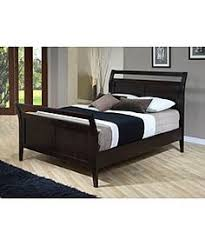 Deals On Bedroom Furniture by Canterbury Cherry Finish Full Size Sleigh Bed Overstock Com