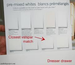 White Furniture Paint What Paint Colour Is Ikea Hemnes White