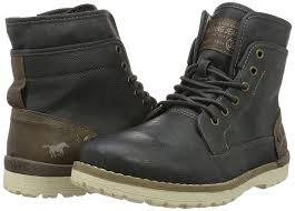 s grey ankle ugg boots mustang price mustang s 4092 607 ankle boots grey 259