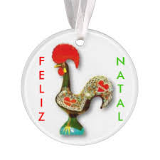 portuguese rooster ornaments keepsake ornaments zazzle