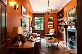 Orange Interior Design Ideas For Every Season - Orange interior design ideas
