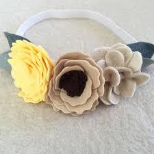 fawn headband 3 flower crown headband two doors