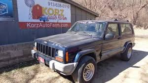 2001 Jeep Cherokee Sport Interior New And Used Jeep In Kansas City Mo Auto Com