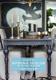 flynnstallations hgtv spring house dining room flynnside out
