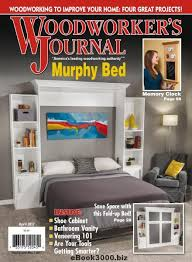 woodworker u0027s journal april 2017 free pdf magazine download