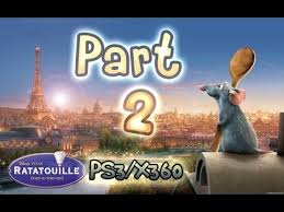 ratatouille walkthrough 2 movie game ps3 xbox 360