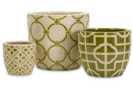 Modern Pots And Planters by Ceramic Plant Pots Containers Suitable For Use As Planters Are