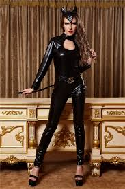Latex Halloween Costumes Buy Wholesale Catsuit Brand China Catsuit Brand