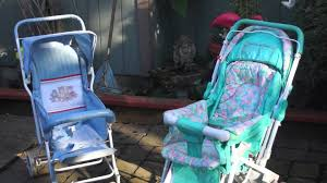 Antique Baby Cribs For Sale by Vintage Baby Stroller 1994 Youtube