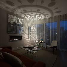Christmas Livingroom Brand Spotlight Modern Christmas Trees Design Necessities