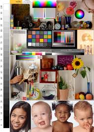 Color Checking Test Chart Image Print View Color Test Print Pdf