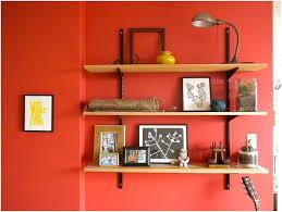 wall shelves glass built in living room wall wall shelving ideas