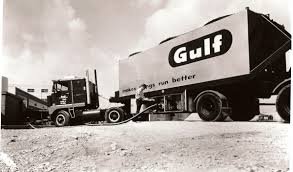 gulf racing truck gulf oil bangladesh