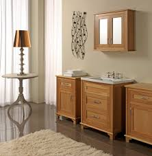 Vanity Units Both Wall Hung  Freestanding With Draws  Cupboards - Solid wood bathroom vanity uk