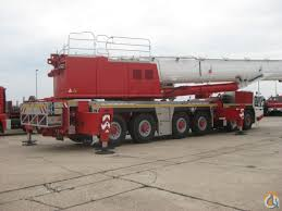 2014 Tadano Atf 400g 6 Crane For In Baltimore Maryland On