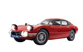 2000gt history of toyota sports cars