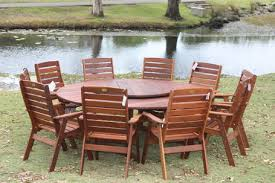 excellent wooden outdoor furniture settings top wood building