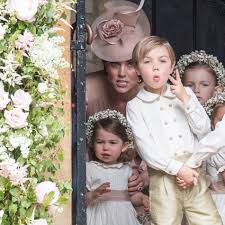 Pippa Wedding Page Boy Posing At Pippa Middleton U0027s Wedding 2017 Popsugar Celebrity