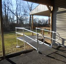 Wheelchair Ramp Handrails Stair Lifts Wheelchair Ramps 101 Mobility Of Denver