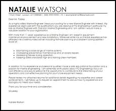 cover letter sample engineering cover letter for internship