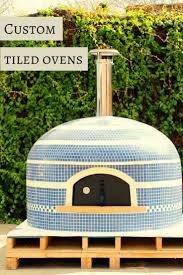 21 best custom tiled ovens images on pinterest wood fired oven