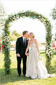 wedding arch greenery 8 best wedding arch images on marriage wedding and