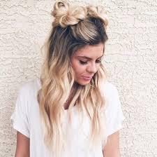 two ear hairstyle she s so cute double braid bun space bun alien buns top knot