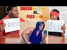 smash or pass edition