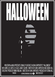 custom halloween movie poster by 3 dmonster on deviantart