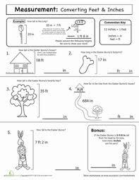 2nd grade math measurement worksheets free worksheets library