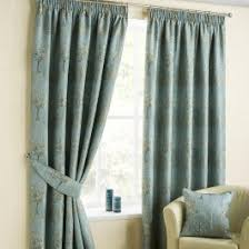 Duck Egg Blue Damask Curtains Damask U0026 Jacquard Ready Made Curtains Home Focus At Hickeys