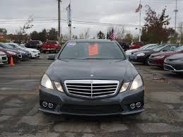 mercedes of novi michigan mercedes e in michigan for sale used cars on buysellsearch
