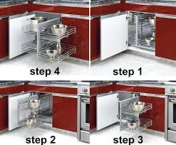 kitchen cabinet shelving ideas blind corner cabinet storage blind corner kitchen cabinet shelving