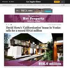 californication house u0027s record sale in venice u2014 david hertz