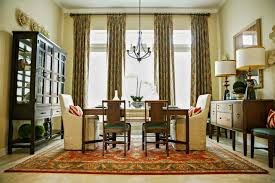 rug in dining room rug size guide