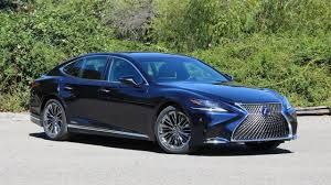 lexus hatchback 2018 2018 lexus ls 500h review because there has to be a hybrid