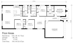 18m wide block house designs house designs