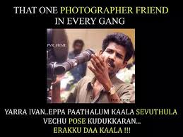 Photographer Meme - meme 19 photographer friend pvr memes