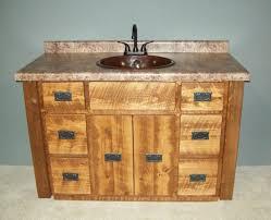 Bathroom Vanity Unfinished Bathroom Lovely Rustic Pine Bathroom Vanities Vanity Unfinished