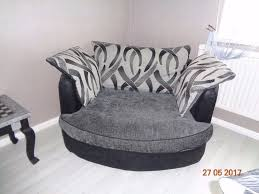swivel cuddle chair 2 seater swivel cuddle chair by sofology in prescot merseyside