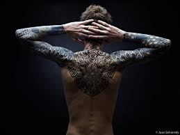 back shoulder tattoos men via error888 back this is fucking awesome tattoos