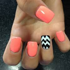 cute nail ideas for summer how you can do it at home pictures