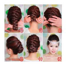 poof at the crown hairstyle 18 hair styles diy that you can try at home how to tutorial
